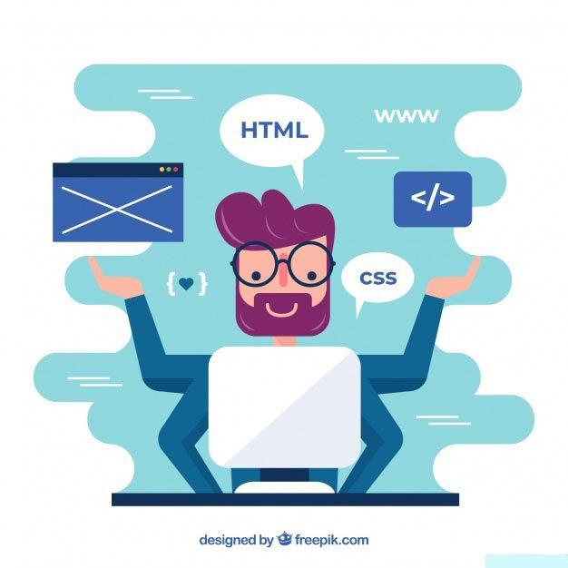 آموزش طراحی وب سایت با HTML از مبتدی تا پیشرفته