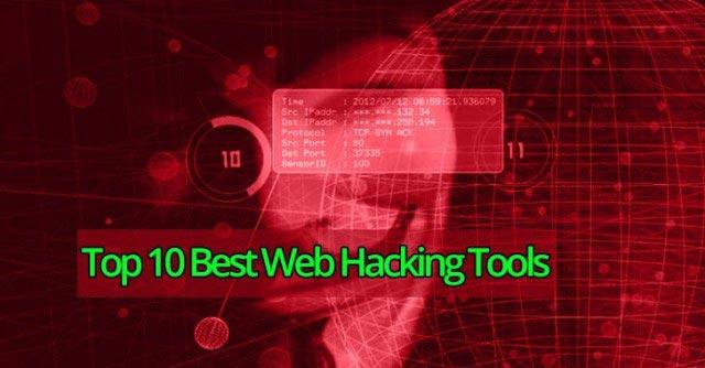 10 تا از بهترین ابزارها برای تست نفوذ و هک وب سایت در کالی لینوکس + لینک دانلود