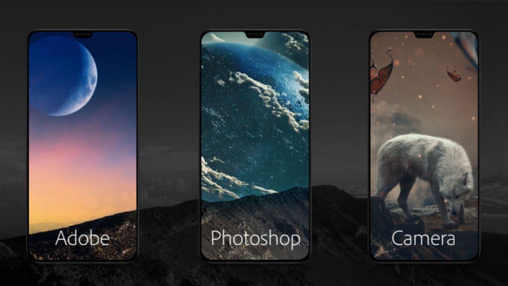 برنامه جدید فتوشاپ اندروید و ios Adobe Photoshop Camera + لینک دانلود