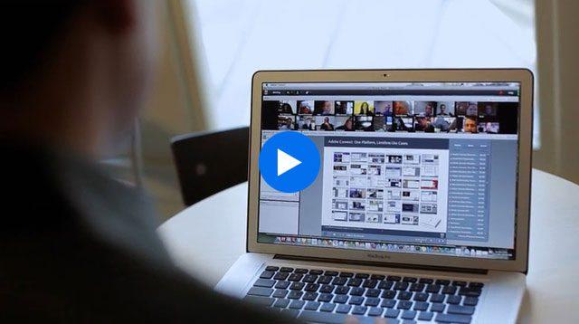 Adobe Connect نرم افزاری برای وب کنفرانس